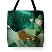 Wishing You A Happy St. Patricks Day Tote Bag