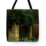 Wisteria In Moonlight Tote Bag