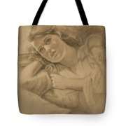 Wistful - Drawing Tote Bag