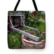 Wistful Well Tote Bag