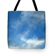 Wistfulness In The Sky  Tote Bag