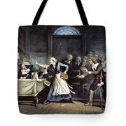 Witch Trial Tote Bag
