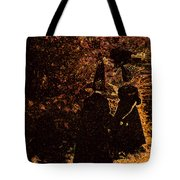 Witch Walk 2 Tote Bag