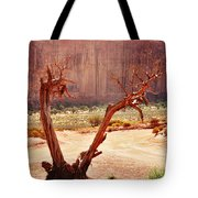 Witch Way Did They Go? Tote Bag