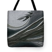 Witches' Branch Grey By Jrr Tote Bag