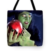 Witch's Apple Tote Bag