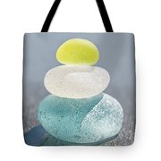With A Twist Tote Bag by Barbara McMahon