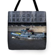 With All Sails Set Tote Bag