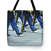 With Honor Tote Bag