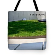With It Or On It Tote Bag