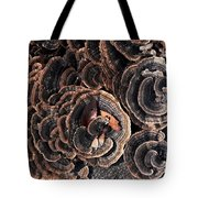 With Love - Grounded Tote Bag by Theresa  Asher