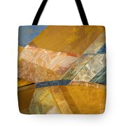 With The Floorboards  Tote Bag