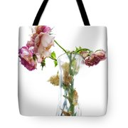Withering Away Tote Bag