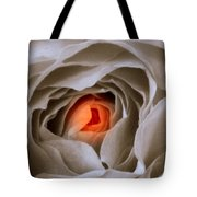 Within A Rose Tote Bag