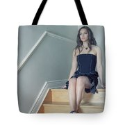 Within My Heart Tote Bag by Evelina Kremsdorf
