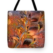 Within The Glass Tote Bag
