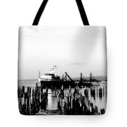 With'in The Harbor Tote Bag