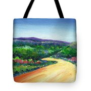 Without A Care Tote Bag