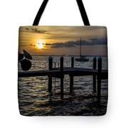 Without A Worry Tote Bag