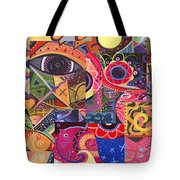 Without Definition - The Joy Of Design Series Compilation Tote Bag