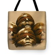 Some Heads Tote Bag