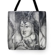 Wizard Of Bogomil's Island - The Fomorii Conjurer Tote Bag