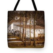 Wolcott Mill Tote Bag