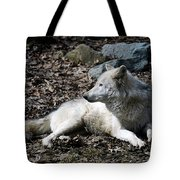 Wolf Tote Bag