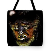 Wolf Man Original Work One Tote Bag