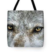 Wolf Wisdom Tote Bag