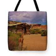Wolfe Ranch Tote Bag