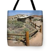 Wolfes Ranch - Arches Nationalpark Tote Bag