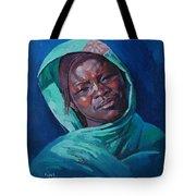 Woman From Darfur Tote Bag