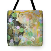Woman In Worship Tote Bag