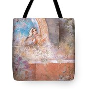 Woman Of Valor Tote Bag