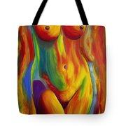 Woman3 Tote Bag
