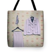 Woman's Clothes Tote Bag by Joana Kruse