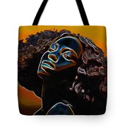Womans Essence II              Tote Bag