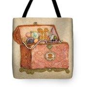 Womans Treasures Tote Bag