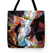 Womansong Tote Bag