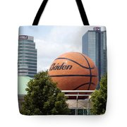 Women's Basketball Hall Of Fame Knoxville Tennessee Tote Bag