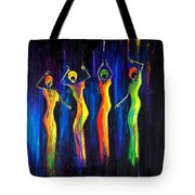 Womens Day Celebration In South Africa Tote Bag