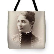 Women's Fashion, C1880 Tote Bag