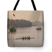 Women's Four And More On The Chester River Tote Bag