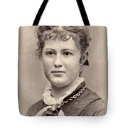 Women's Hairstyle, C1890 Tote Bag