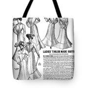Women's Wear, 1902 Tote Bag