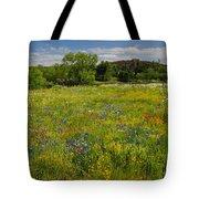 Wonder-filled Meadows Tote Bag
