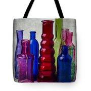 Wonderful Glass Bottles Tote Bag