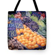 Wonderful In Any Language Tote Bag