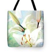 Wonderful Lilies Tote Bag